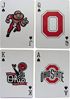 Mr. Sports & Co. The Ohio State Buckeyes Playing Cards ~ 2 packs