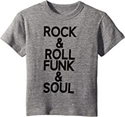 Extra Soft Rock & Soul Tee (Toddler/Little Kids)