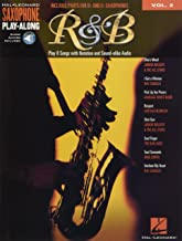 R&B: Saxophone Play-Along Volume 2 Includes Parts for Bb & Eb Saxophones
