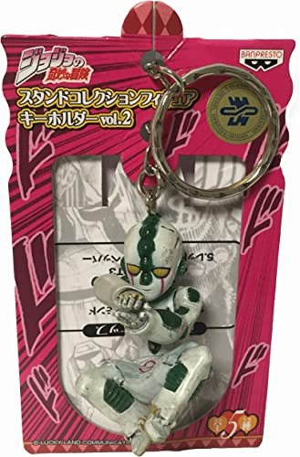 mas preferencial JoJo's Bizarre Bizarre Bizarre Adventure stand Collection Figure Keychain vol.2 Echoes ACT3 single item goods  ahorra hasta un 50%