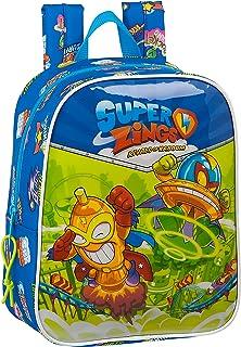 Mochila Infantil de Superzings Serie 5, Azul, 220x100x270mm