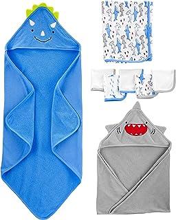 Simple Joys by Carter's Baby - Set di 8 asciugamani e salvietta
