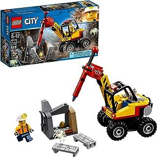 LEGO City Mining Power Splitter 60185 Building Kit (127 Piece)