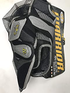 warrior mpg 10 hitlite lacrosse shoulder pads