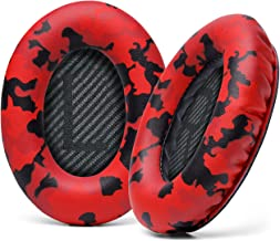 WC Wicked Cushions Premium Replacement Ear Pads Compatible with Bose Headphones - Compatible with QC35 & 35ii / QC25 / QC1...