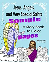 Jesus, Angels, and Very Special Saints: Sample