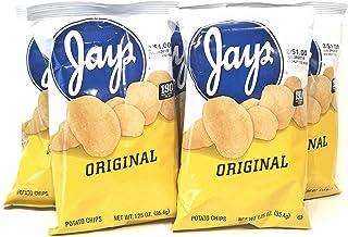 JAY'S ORIGINAL Potato Chips A Chicago Original 5 Pack 1.25oz bags