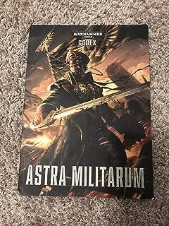 Codex: Astra Militarum (Softcover) Warhammer 40K