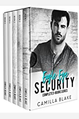 Eagle Eye Security: Complete 5-Part Series Kindle Edition