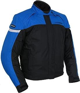Tourmaster Jett Series 3 Mens Blue/Black Textile Jacket - Small
