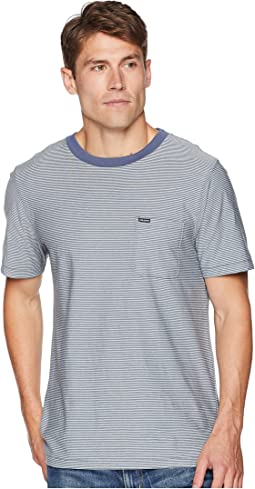 Volcom Preston Crew Short Sleeve Knit Top