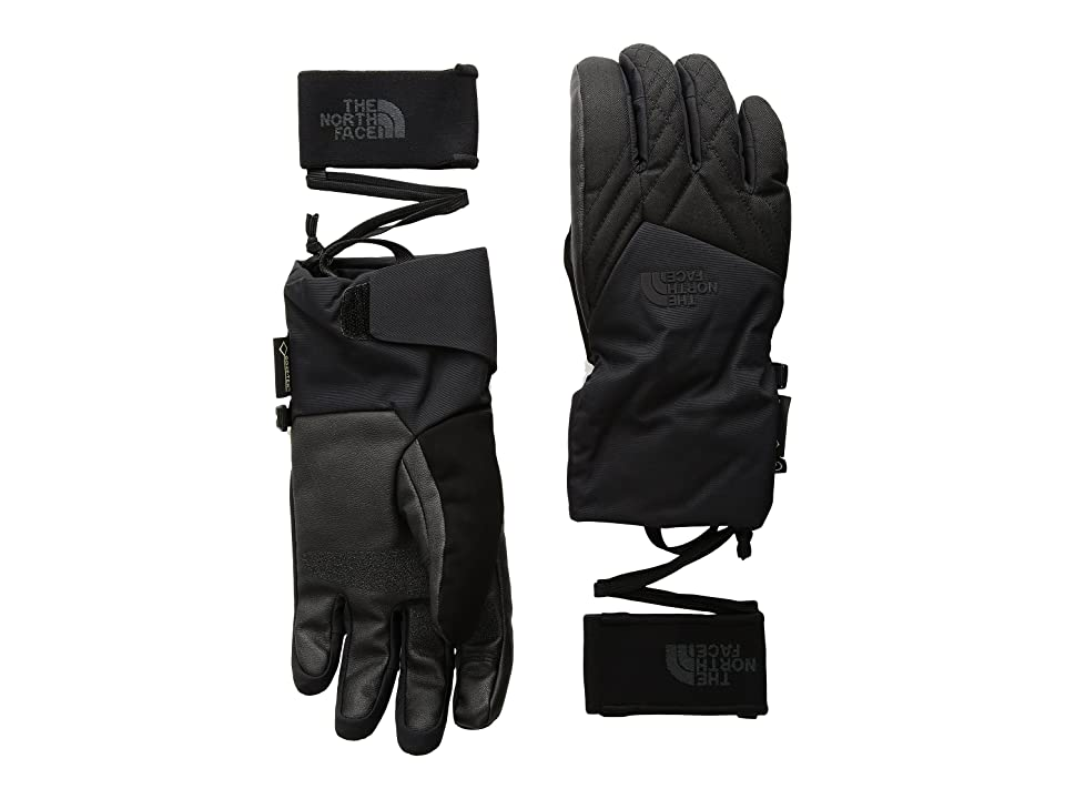 The North Face Montana Gore-Tex(r) SG Gloves (TNF Black) Gore-Tex Gloves