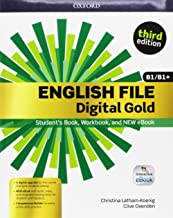 Permalink to English file gold.B1/B1.Premium.Student's Book wb with ebk with oosp [Lingua inglese] PDF