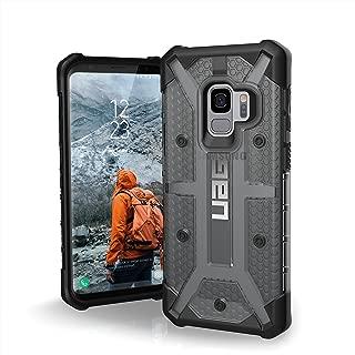 URBAN ARMOR GEAR UAG Samsung Galaxy S9 [5.8-inch Screen] Plasma Feather-Light Rugged [Ash] Military Drop Tested Phone Case