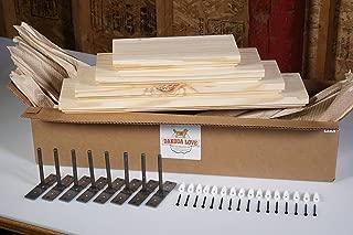 Best organic edge wood shelf Reviews