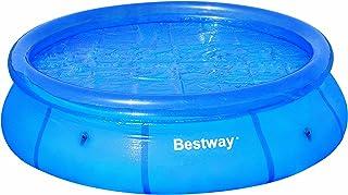 Desconocido Bestway 8' Solar - Funda de natación, tamaño Ø210cm, Color Azul