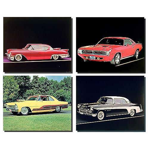 Classic Cars Bedroom Decor: Amazon.com