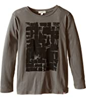 Appaman Kids - Long Sleeve Brick Tee (Toddler/Little Kids/Big Kids)