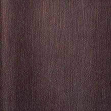 ورق جدران من مادة PVC باللون البني 53 سم × 10.05 م