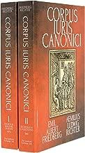 Corpus Iuris Canonici: Editio Lipsiensis Secunda, Post Aemilii Lidouici Richteri, Curas Ad Librorum Manu Scriptorum Et Editionis Romanae Fidem Recogniouit Et Adnotatione cri (Latin Edition)