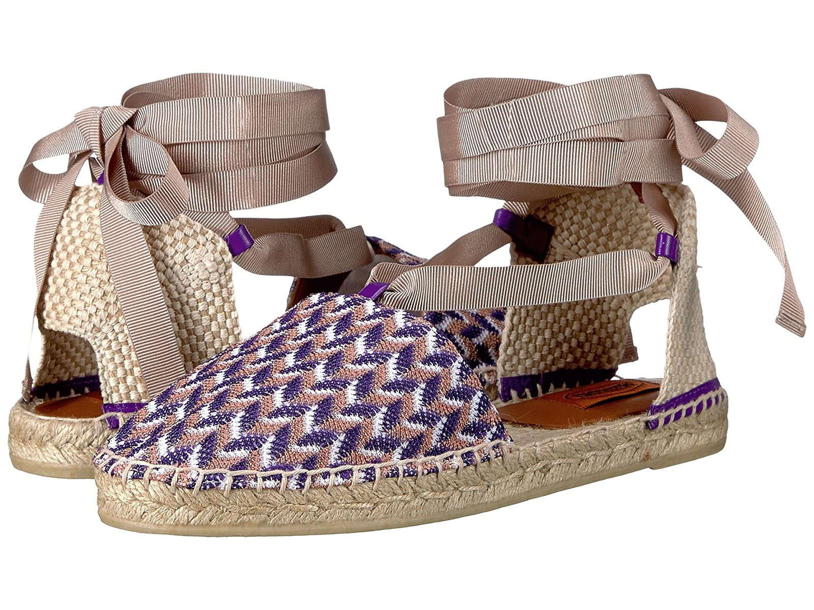 Missoni Ankle Wrap EspadrilleCheap and distinctive eye-catching shoes