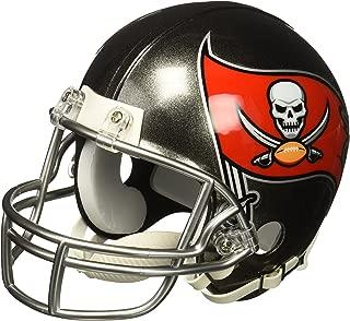 Riddell NFL Tampa Bay Buccaneers Replica Mini Helmet, Medium, Black/Red