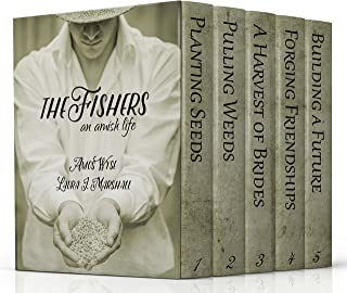The Fishers: An Amish Life Collection: 1-5