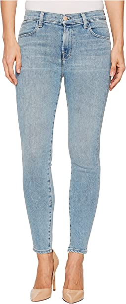 J Brand - Alana High-Rise Crop Skinny in Surge