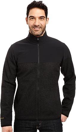 ZeroGrand Neo Fleece Full Zip Jacket