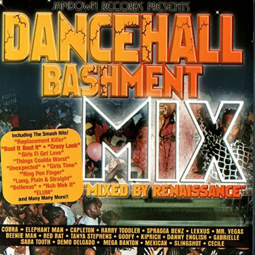 Dancehall Bashment Mix by Various Artists - Jamdown Records