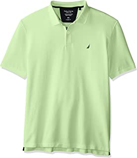 Nautica Men's Classic Fit Performance Pique Polo Shirt