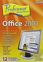 Professor Teaches Office 2010 and Windows 7