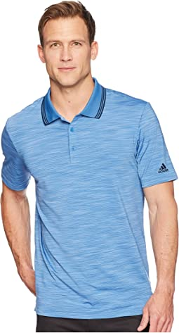 adidas Golf Ultimate Heather Polo