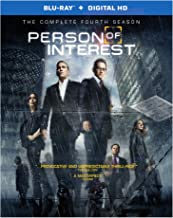 Person of Interest: S4 (BD)