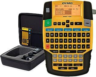 Dymo Rhino 4200 通用标签打印机 Kofferset gelb schwarz