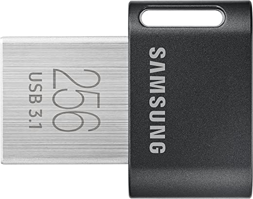 Samsung MUF-256AB/AM FIT Plus 256GB - 300MB/s USB 3.1 Flash Drive