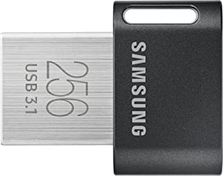 Samsung Samsung MUF-256AB/AM FIT Plus 256GB - 300MB/s USB 3.1 Flash Drive