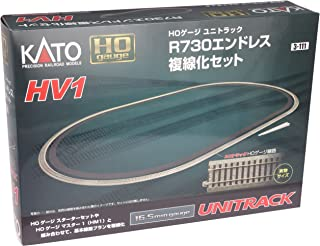 Kato USA Model Train Products HV1 UNITRACK R730mm Outer Oval Track