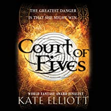 Court of Fives: Court of Fives, Book 1