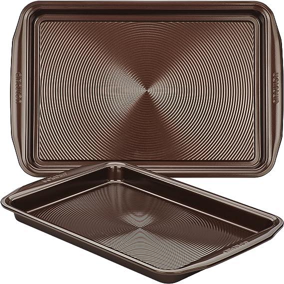 Circulon 47107 Nonstick Bakeware Set with Nonstick Cookie Sheets / Baking Sheets - 2 Piece