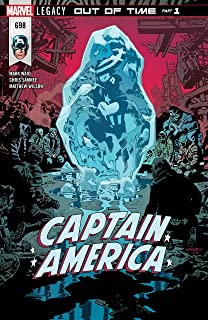 CAPTAIN AMERICA #698 LEGACY COVER A