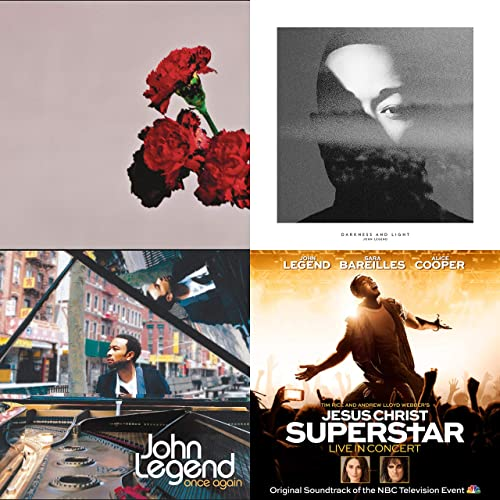 Amazon.com: Best of John Legend: André 3000, Ludacris ...