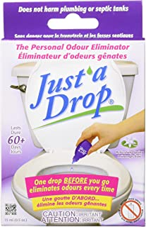 Just A Drop Liquid Air Freshener, Refreshing Spring, 15 ml, 0.5 Ounce