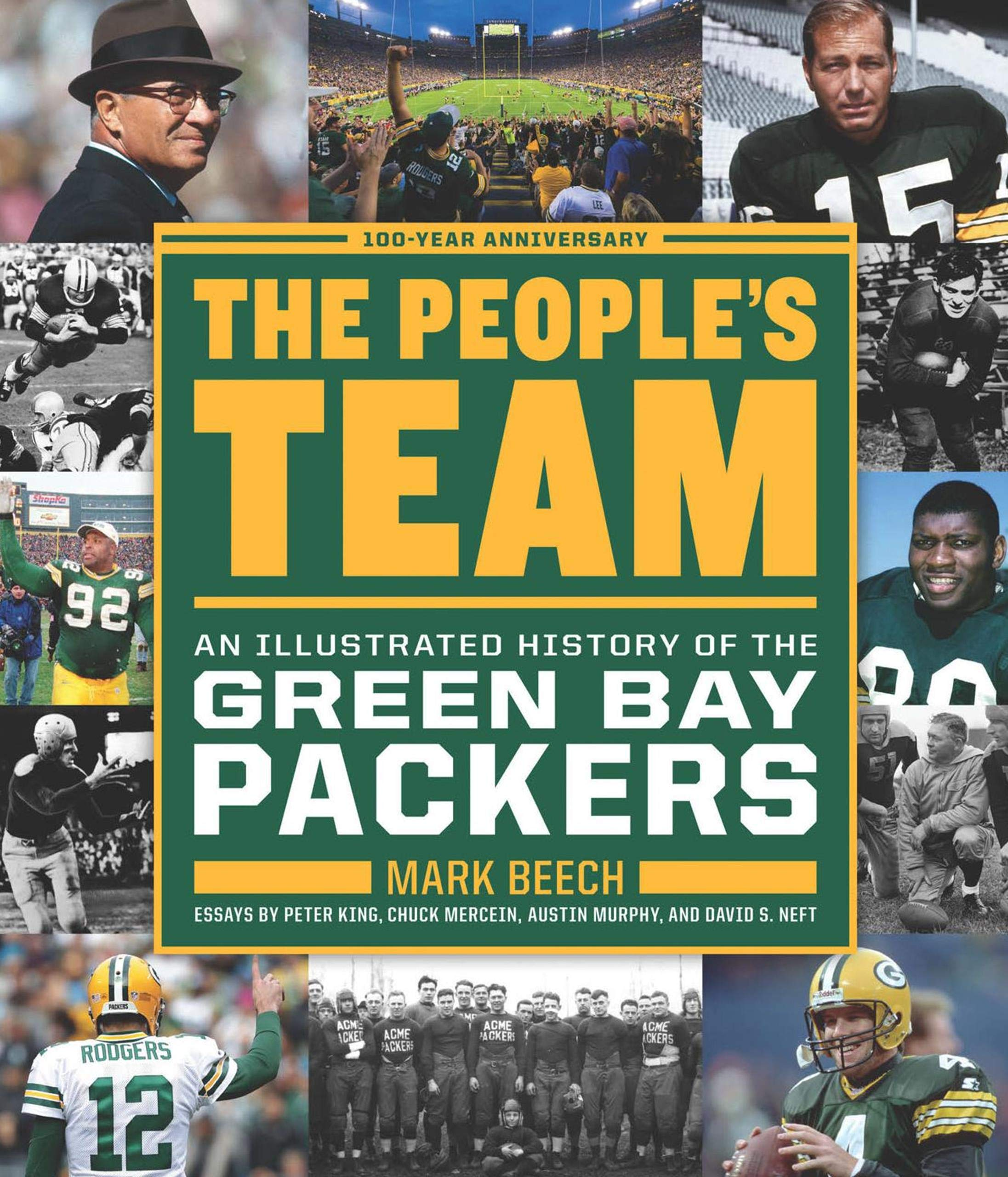 Image OfThe People's Team: An Illustrated History Of The Green Bay Packers (English Edition)