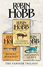 The Complete Farseer Trilogy: Assassin's Apprentice, Royal Assassin, Assassin's Quest (English Edition)