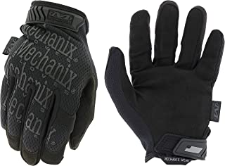 Mechanix Wear - Original Covert Tactical Gloves (Small, Black)