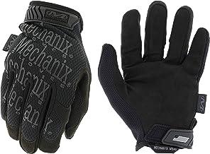 (Medium, Black) - Mechanix Original Covert Gloves - Black - Medium