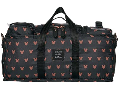 petunia pickle bottom Intermix Deluxe Kit Micro Mickey Mouse (Micro Mickey Mouse) Diaper Bags