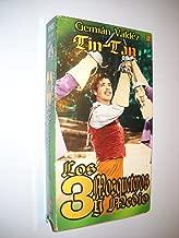 Los Tres Mosqueteros Y Medio VHS
