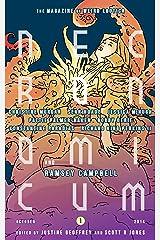 NECRONOMICUM #1 (NECRONOMICUM: The Magazine of Weird Erotica) Kindle Edition